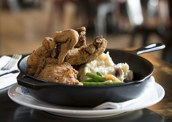 The Salted Pig was one of our most-anticipated restaurants of 2014. | Corey Woodruff