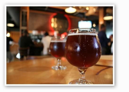 Schlafly's delicious Bourbon Barrel Ale | Pat Kohm