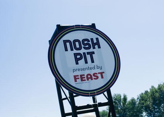Nosh Pit, wooo! | Bryan Sutter