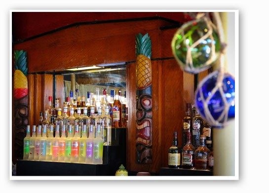 Inside Taha'a Twisted Tiki. | Gamlin Restaurant Group