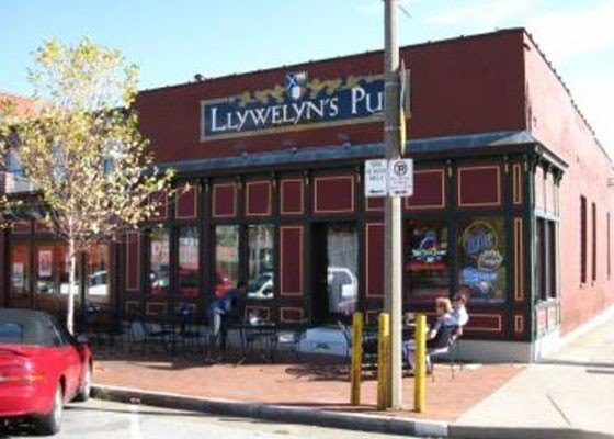 Llywelyn's in Soulard. | RFT Photo