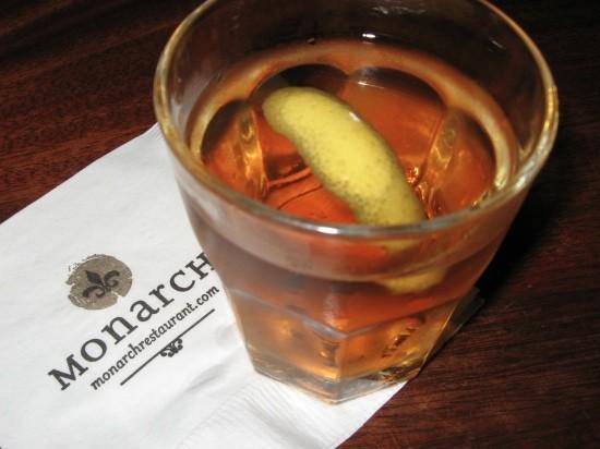Monarch's Spicy Nutcracker. - STEPHEN FAIRBANKS