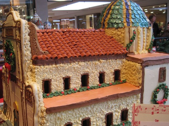 """Poitano Church,"" by Kendele Noto of J. Noto Italian Confections - ROBIN WHEELER"