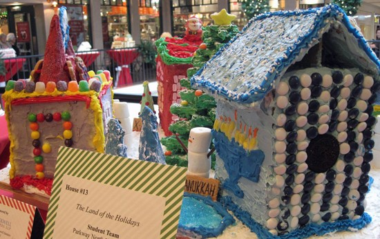 """The Land of the Holidays,"" by Parkway North High School - ROBIN WHEELER"