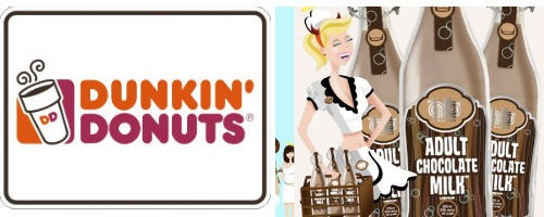 Crullers and a buzz. - DUNKIN DONUTS/FOODIGGITY