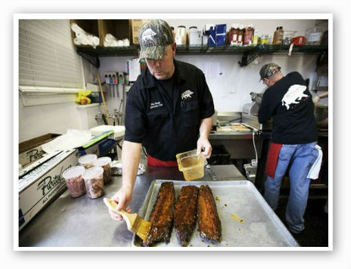 Bogart's mouth-watering ribs! | Jennifer Silverberg