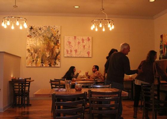 Inside Grapeseed. | Nancy Stiles