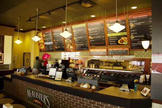 McAlister's South County.   Kelly Hogan