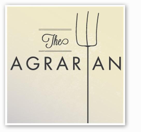The Agrarian's second round runs till October. | Entre