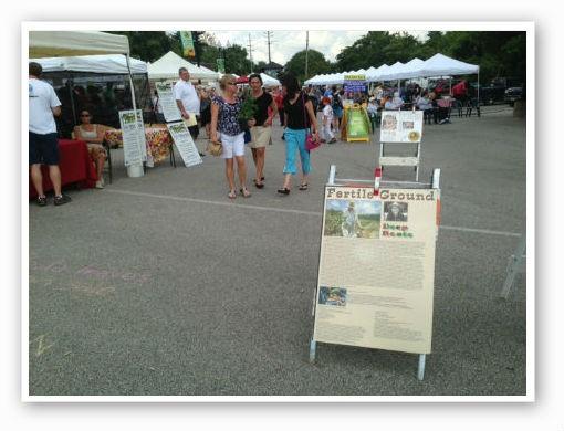 Welcome to Soulard Market!   Zach Garrison