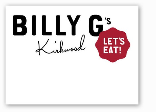 The Gianino family has arrived in Kirkwood. | Billy G's