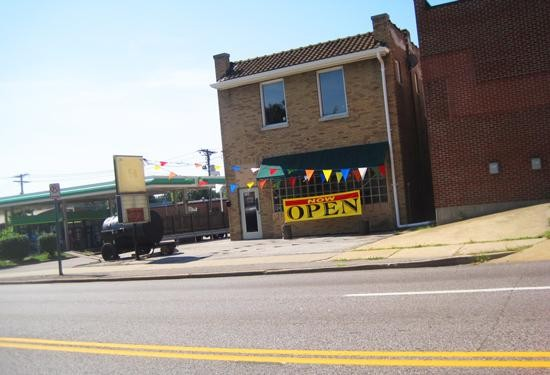 The new location of Sir's Bar-B-Que in University City - IAN FROEB