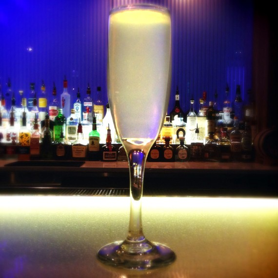 The French 75 at Eclipse Bar | Patrick J. Hurley