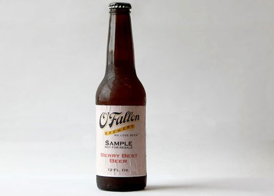 O'Fallon Berry Best Beer. | Nancy Stiles
