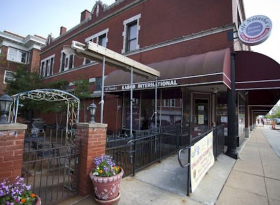 Cafe Natasha opened its current location in 2001.   Sarah Rusnak