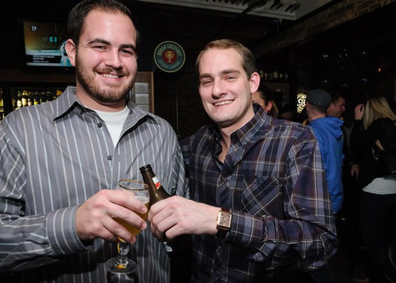 Thanksgiving eve in Soulard. | Jason Stoff