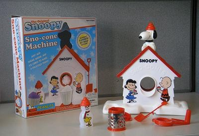 in this weeku0027s review of area snowcone stands i mention my childhood obsession with the snoopy snocone machine this toy first in the late - Sno Cone Machine