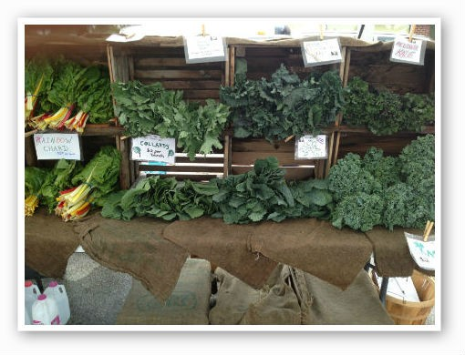 Healthy greens from River to River | Zach Garrison