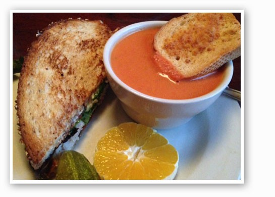 Really hits the spot on a chilly day. | Nancy Stiles