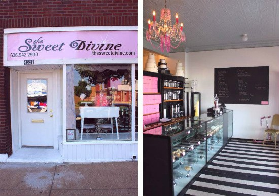 The Sweet Divine's new south city digs. - LIZ MILLER