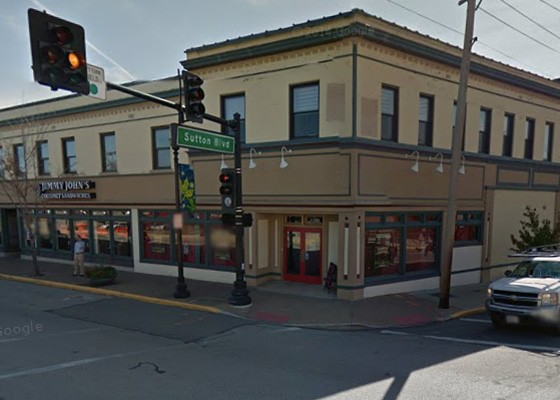 The high-profile corner at Manchester and Sutton in Maplewood has housed a number of short-lived restaurants. | Google Street View