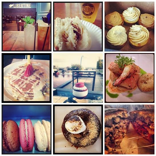 When we say we ate a lot, we aren't kidding. | Nancy Stiles