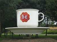 "This coffee cup is too big. - USER ""FREAKY,"" WIKIMEDIA COMMONS"
