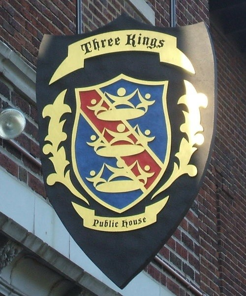 Three Kings Public House - KRISTEN KLEMPERT