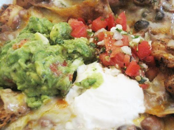 The nachos at Nachomama's - IAN FROEB