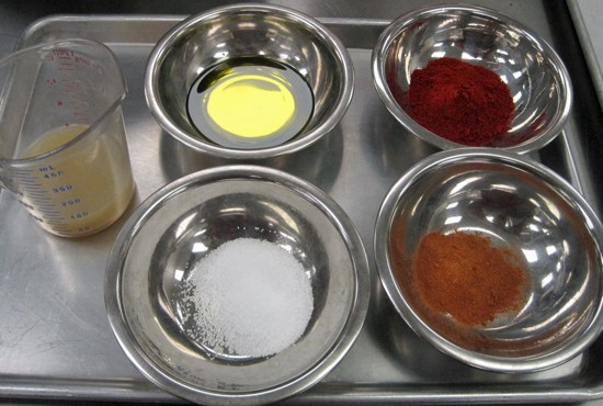 Every mise in its place - ROBIN WHEELER