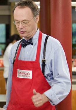 Christopher Kimball: bow-tied culinary mogul - AMERICA'S TEST KITCHEN