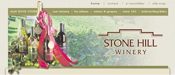 A prize-winning week for Stone Hill - WWW.STONEHILLWINERY.COM