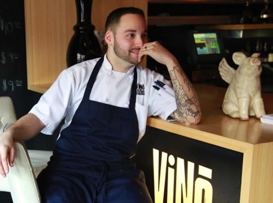Chris DiMercurio of Vino Nadoz | Beth Clauss