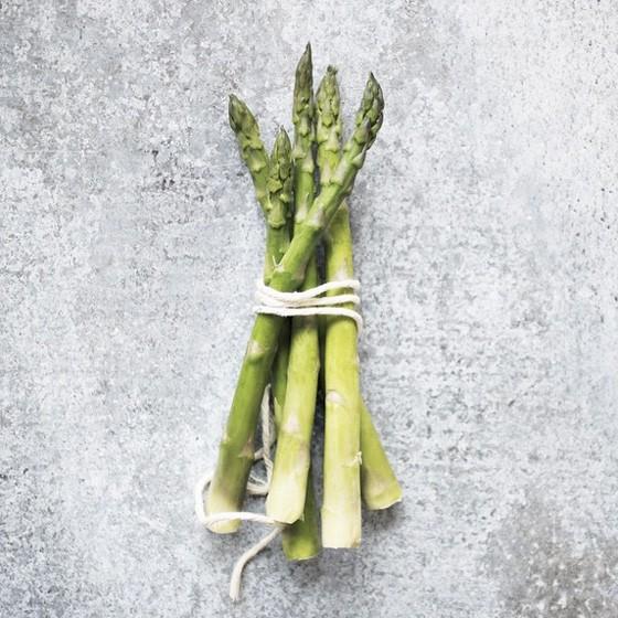 Asparagus.   Instagram/@jennsilverberg