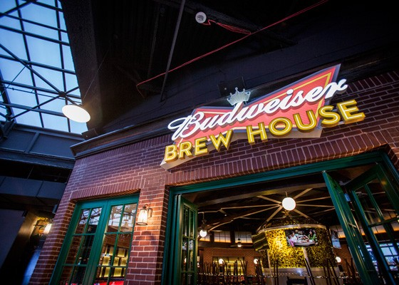 The tasting will be at Budweiser Brew House at Ballpark Village. | Courtesy Ballpark Village