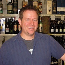 Paul Hayden of the Wine & Cheese Place's Clayton store