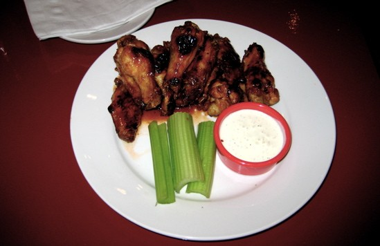 Hankerin' for some of Ozzie's wings? You'll have to wait till next week. - APRIL SEAGER