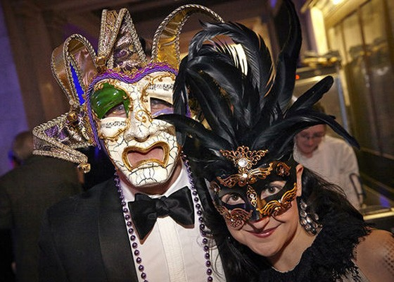 The first-ever Vices & Virtures masquerade ball is this Saturday. | Steve Truesdell