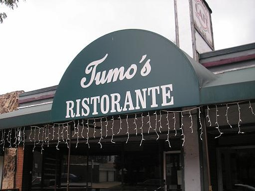 Tumo's on Hampton Avenue closed last week. - IAN FROEB