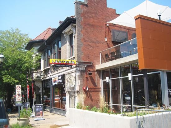 Lester's has opened in the Central West End. - IAN FROEB