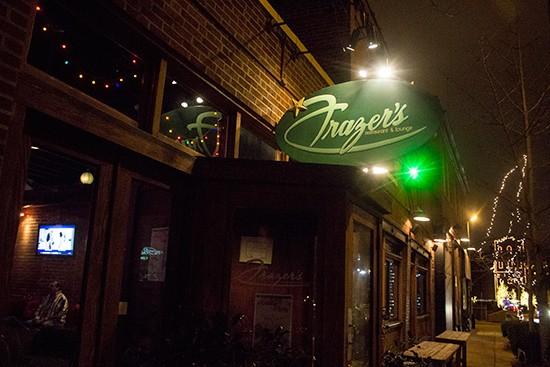 Frazer's in Benton Park. | Photos by Mabel Suen