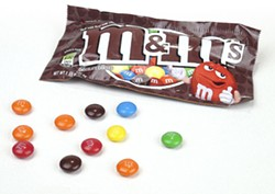 Always reliable M&Ms - RFT PHOTO