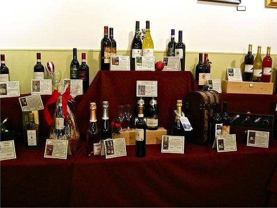 Give a gift of grapes at Garland Wines - ERIKA MILLER