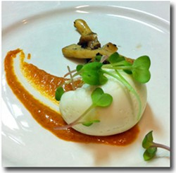 Chris Bork shared a recipe for poached eggs in this week's Chef's Choice - HOLLY FANN