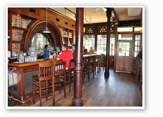 Inside Square One Brewery. | Tara Mahadevan