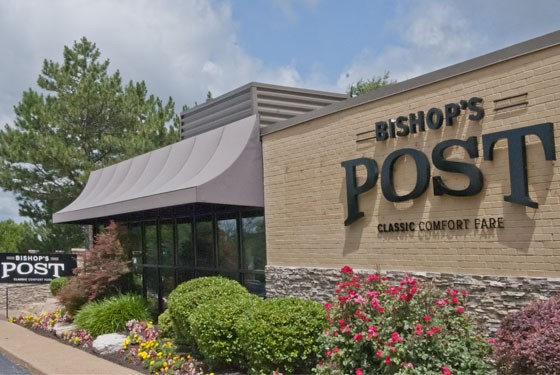 The revamped Bishop's Post in Chesterfield. | Caroline Yoo