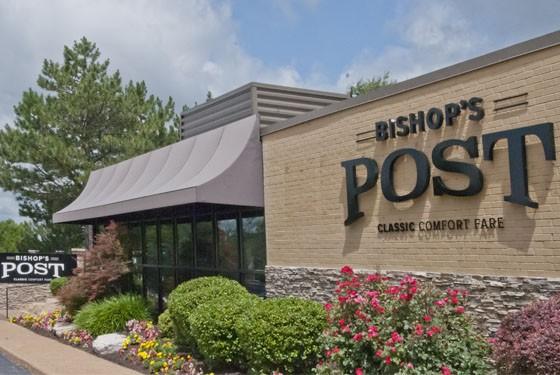 The revamped Bishop's Post in Chesterfield. | Caroline Yoo