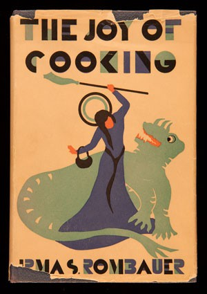 The first edition of The Joy of Cooking. | Missouri History Museum