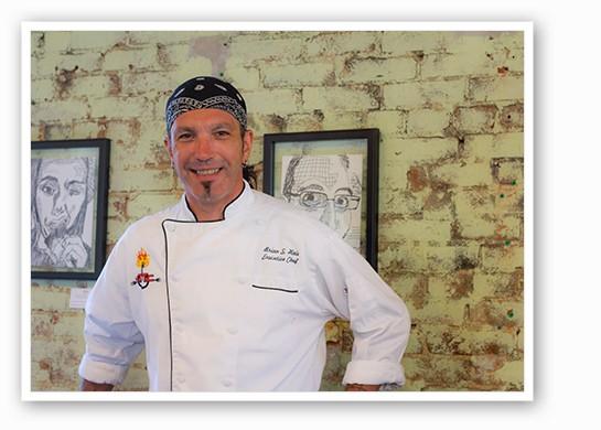 Jax Cafe's Brian Hale - MABEL SUEN