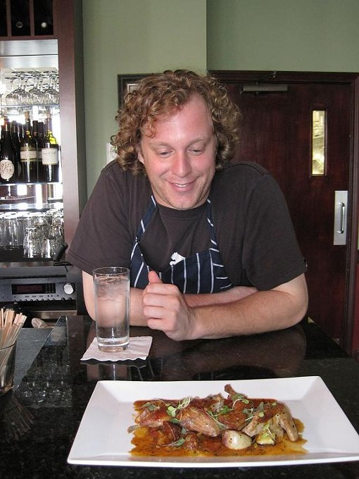Anthony Devoti of Five and Newstead Tower Public House - ROBIN WHEELER